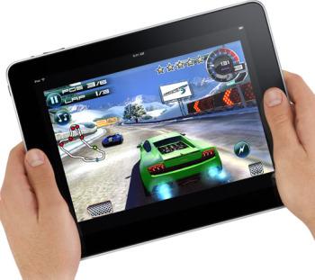 iPad Asphalt