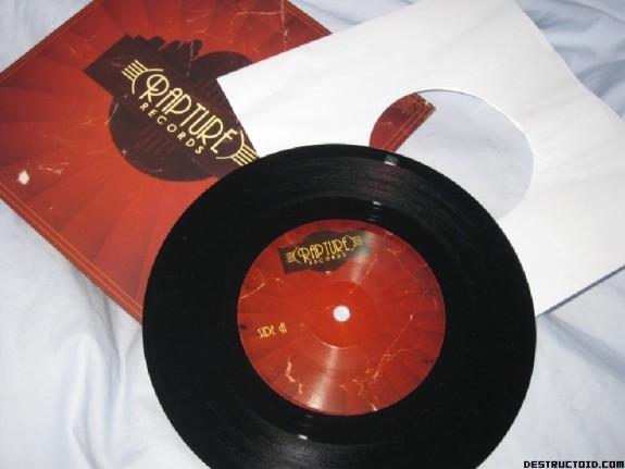 Bioshock 2 vinyl record