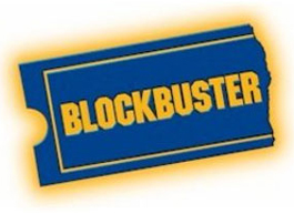 Blockbuster bankruptcy