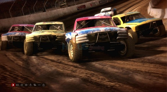 DiRT 2 e3 2009 impressions