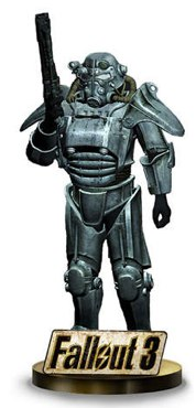 Fallout 3 Statue