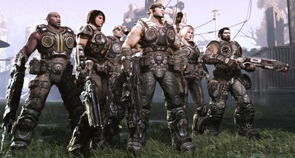 Gears of War 3 Title Update 4