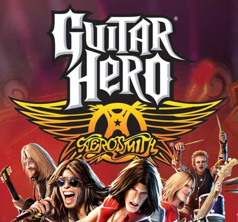 [NL][RS] Guitar Hero: Aerosmith-RELOADED [2008]