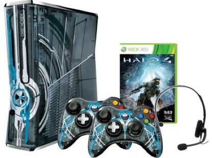 Halo 4 Xbox 360 limited edition bundle