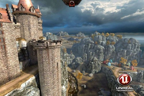 Epic Citadel iPhone