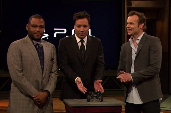 jimmy fallon ps4 killzone shadowfall