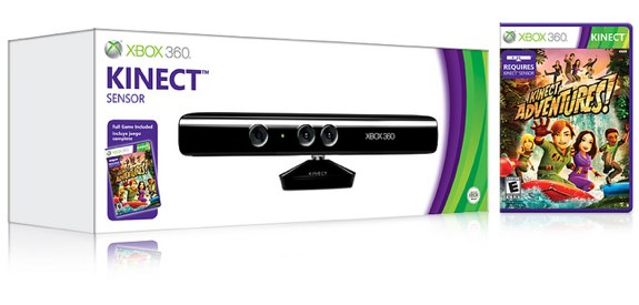 Kinect Sensor Bundle Adventures