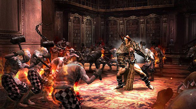 Circle of Doom Screenshot