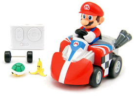 Mario R/C Car
