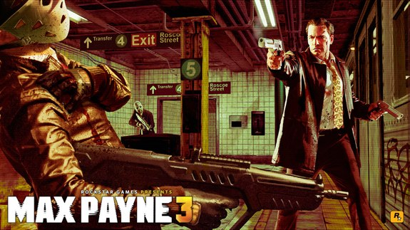 Max Payne 3 painful memories