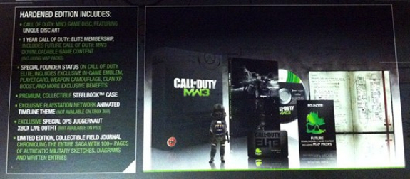 Modern Warfare 3 hardened edition