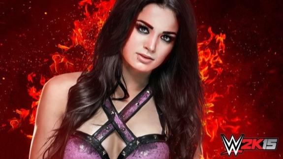 Paige WWE 2K15