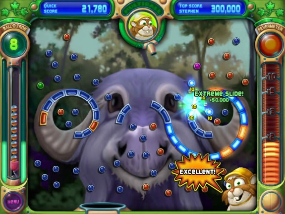 Peggle iPhone