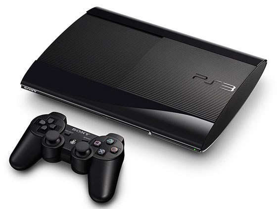 PS3 Slim 2