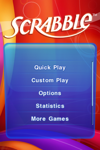 Scrabble for iPhone review