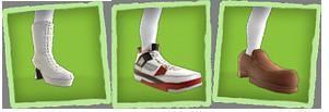 Xbox Avatar Shoes
