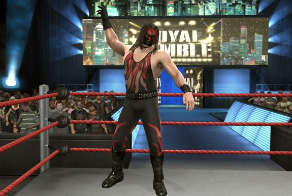 Smackdown vs. Raw 2009 Masked Kane
