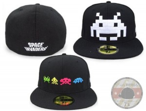 Space Invaders Baseball Cap