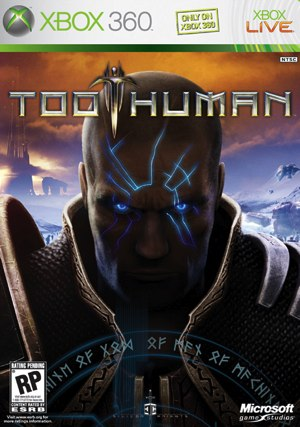 Too Human Cover
