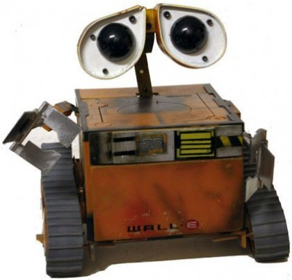 WALL-E Gamecube mod