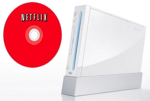 Wii Netflix Streaming