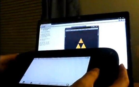Wii U GamePad Mod PC