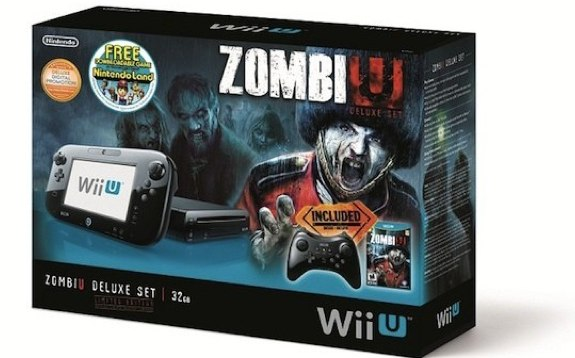 Wii U ZombiU bundle