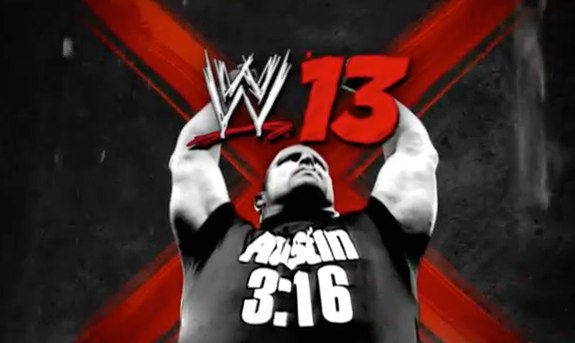 WWE '13 Austin 3:16 edition