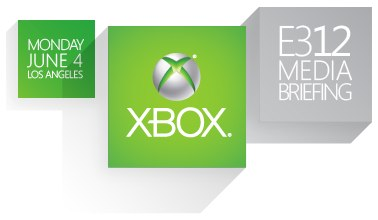 Xbox E3 Media Briefing 2012 invite