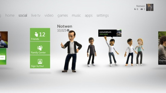 Xbox Live cloud syncing