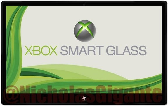 Xbox Smart Glass