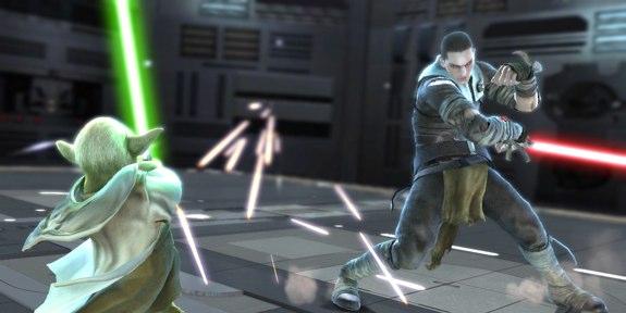 Yoda Soulcalibur IV