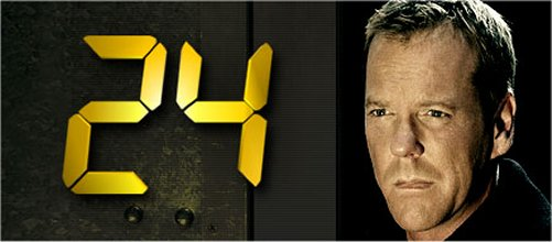 24 logo with Jack Bauer