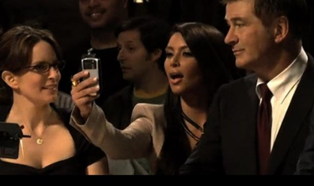 Kim Kardashian on 30 Rock