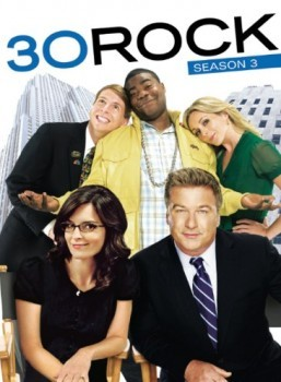30 Rock Season 3 DVD