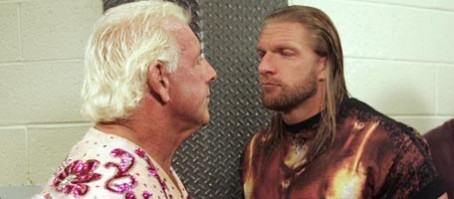 Triple H vs. Ric Flair?