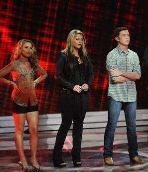 American Idol 10 - Top 3