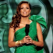 Eva Longoria Parker at the 2009 Alma Awards
