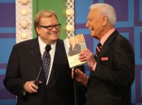 Drew Carey and Bob Barker on The Price Is Right