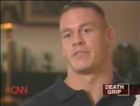 Cena Screwed On CNN