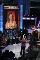 Celine Dion Deal or no Deal