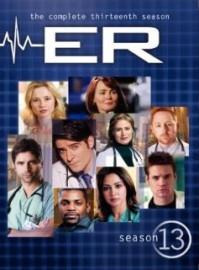 ER Season 13 DVD