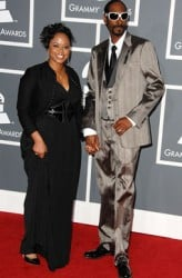 Snoop and Shante Broadus