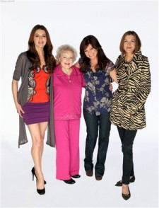 Hot in Cleveland cast
