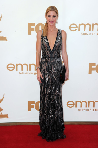 Julie Bowen at the 2011 Emmy Awards