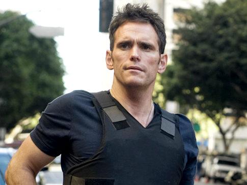 Matt Dillon in Takers