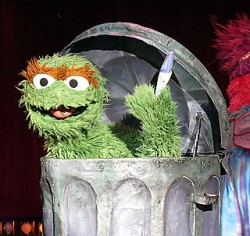 Sesame Street - Oscar the Grouch