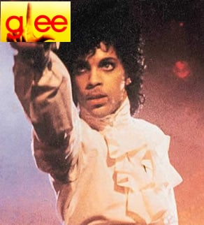 Prince and Glee logo