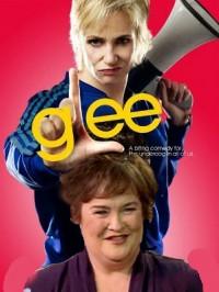 Susan Boyle Glee