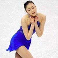 Yu-Na Kim in the Winter Olympics